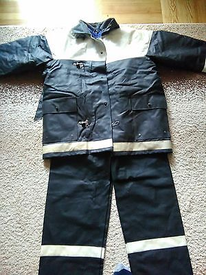 Soviet rare vintage Firefighter Turnout Gear ussr