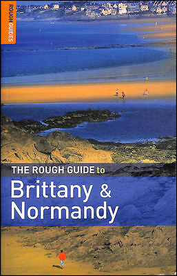 The Rough Guide to Brittany and Normandy (Rough Guide Travel Guides)