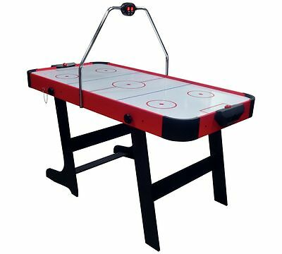 Hypro 5ft Electronic Score Air Hockey Games Table 399/9998 UK SELLER