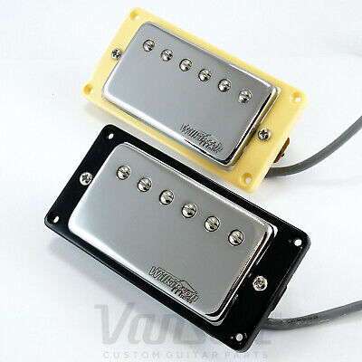 1 x NEW Wilkinson 'HOT' CHROME Humbucker for Gibson ®, Epiphone ®* etc MWCHB