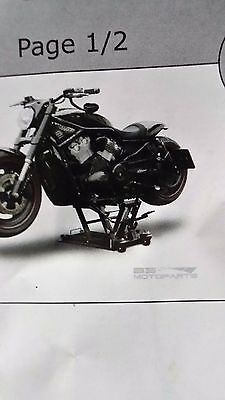 CONSTANDS motorcycle lift, MIDLIFT L, brand new still in box