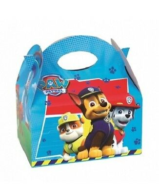 Wholesale Job Lot 48 Paw Patrol Food Boxes *Party *Boys *Girls
