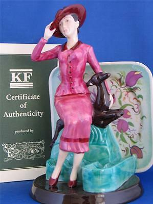 KEVIN FRANCIS SUSIE COOPER ART DECO FIGURE Ltd Ed Boxed