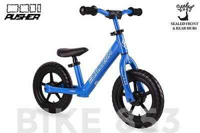 EASTERN BIKES BLUE PUSHER Bike Only 4.5 Pounds!
