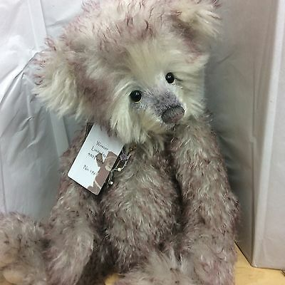 Charlie Bears Isabelle Collection 17 Inch Mohair Bear Wowzer Retired