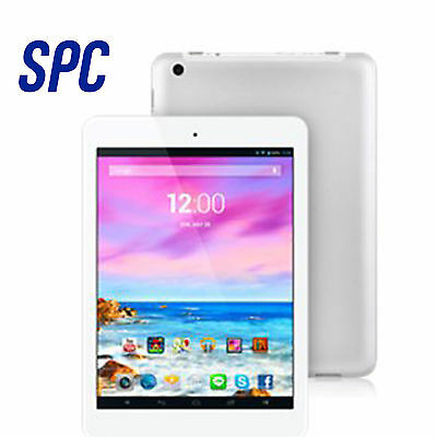 Tablet SPC Glow 8 2.1 16 GB Blanco Usado | B