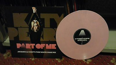 Katy Perry - This is the Part of Me - 12' inch - Pink