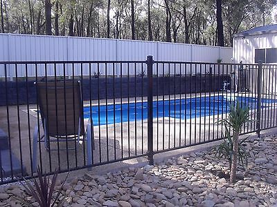 Pool Fence Panels - $85 Each including 4 Brackets - SPECIAL OFFER