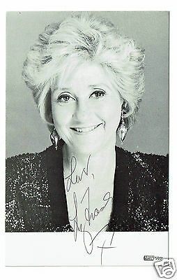 Liz Fraser Film and TV Actress Carry on Cruising Hand signed Photograph 6 x 4