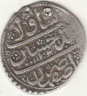 Medieval Silver Coin , Islamic, Middle East, Wt= 4.4 Gm Lot # 6