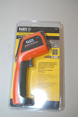 Klein Tools IR1000 INFRARED THERMOMETER NEW &  SEALED