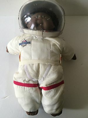 Vintage 1985 Black African American Cabbage Patch Kids Young Astronauts doll