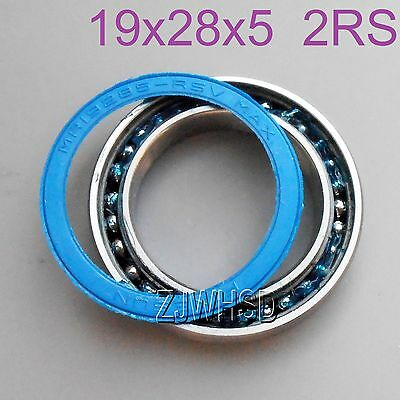 19285 2RS MAX Full Complement Bearing for Wheel Hope Hubs Variouse 19 x 28 x 5mm