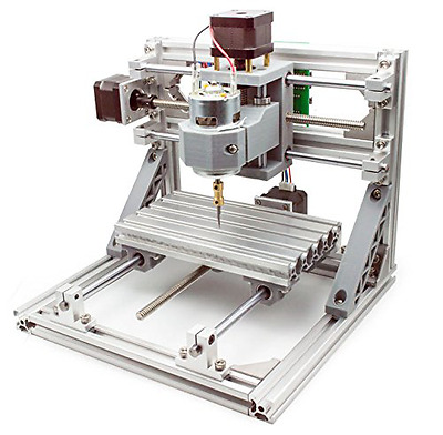 USA DIY CNC 3 Axis Engraver Machine PCB Milling Wood Carving Router Kit Arduino