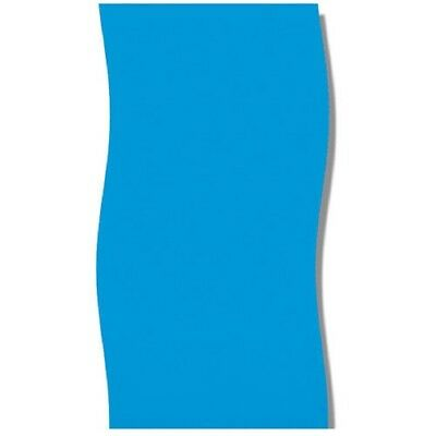 "Swimline LI162820 16' x 28' x 48/52"" Oval Above Ground Liner - Solid Blue"
