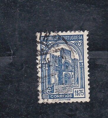 Portugal 1935 - Cathedral of Coimbra - stamp Mi#589 used
