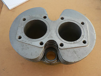 Triumph T90 Cylinder Barrel Re-Lined With Genuine Pistons