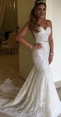 b3ea7e2ab36c Woman Fashion Backless Berta Like Bridal Gown, Delivery In About 20 Days.