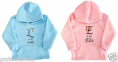 Personalised Hoodies, Hoody,Childrens Clothes, Gifts, Boys, Girls, Baby Clothing