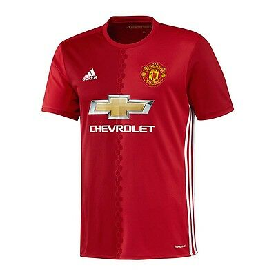adidas Manchester United Trikot Home 16/17 Rot