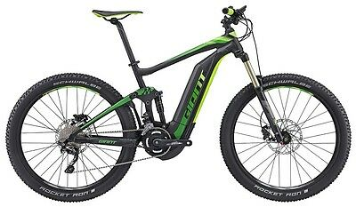 E-Bike Giant Full-E+2 Power, Yamaha Mittelmotor,Akku 500Wh