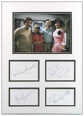 The Good Life Autograph Signed Display  AFTAL  UACC RD