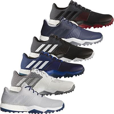new style b1066 cf032 NEW 2018 adidas ADIPOWER SPORT BOOST 3 MENS SPIKELESS WATERPROOF GOLF  SHOES