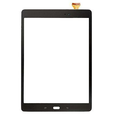 "Black Samsung Galaxy Tab A 9.7"" SM-P550 P550 Touch Screen Digitizer Glass Lens"