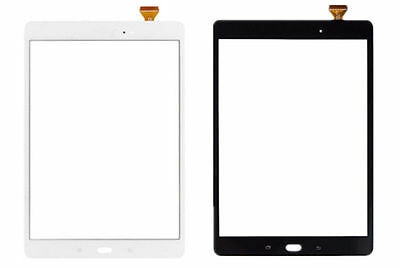 "White Samsung Galaxy Tab A 9.7"" SM-P550 P550 Touch Screen Digitizer Glass Lens"