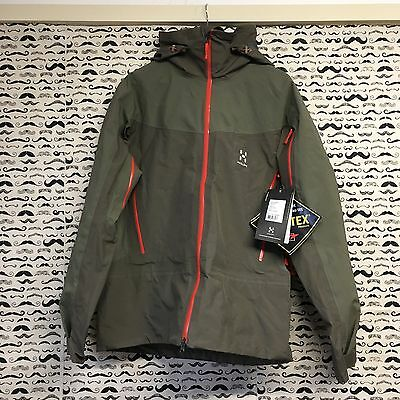 Men's Haglöfs Couloir IV Jacket Driftwood XL