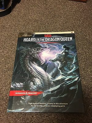 Hoard of the dragon queen 5th edition dungeons and dragons sourcebook