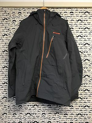 Men's Patagonia Untracked Gore-Tex Jacket Forge Grey  Medium