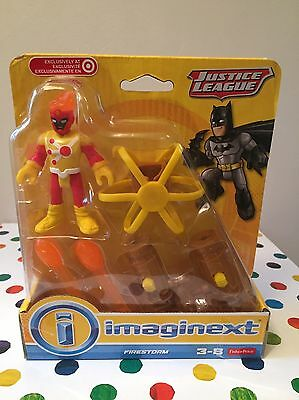 IMAGINEXT BATMAN Justice League Firestorm BRAND NEW (cheetah Sinestro Blind Bag)