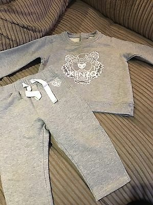 Boys Kenzo Tracksuit Up To 18 Months