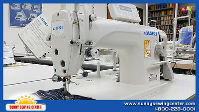 JUKI DDL-8700-7 Automatic Single Needle Lockstitch Sewing Machine - NEW