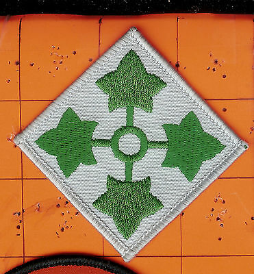 4th  Infantry Division  -  Patch