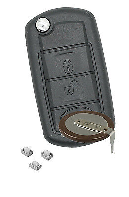 Fits Land Rover Discovery 3 Range Rover Sport Remote Key FOB repair KIT
