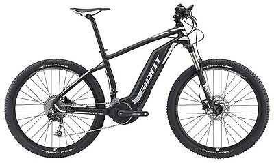 E-Bike Giant Dirt-E+2 Power, Yamaha Mittelmotor,Akku 500Wh