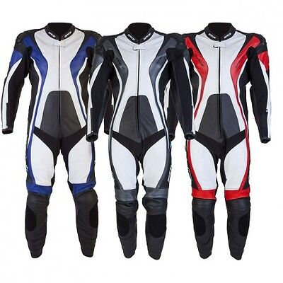 Spada  Curve 1 Piece Leather Race Suit Excellent Quality