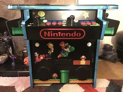 Bespoke made to order Ultimate Media Arcade Video Table/Machine - 1000's game's
