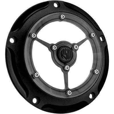 Roland Sands Design 0177-2007-SMB Clarity Derby Cover Black Ops