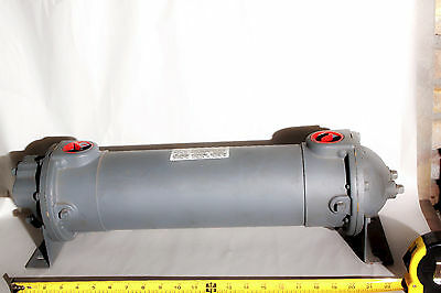 """Young Touchstone 5"""" Shell & Tube Heat Exchanger  F-502-HY-4P   4 Pass"""
