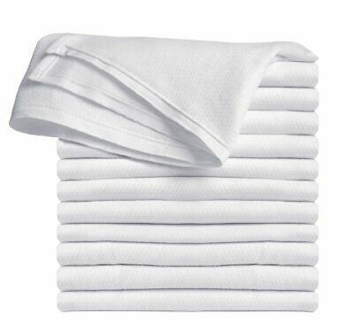 Birdseye Flatfold Cloth Diapers, (Baby Pink)