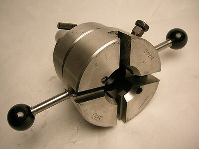 "Geometric Style Grand Die Head Diehead 1-1/4"" For Lathe Machine Made In Germany"