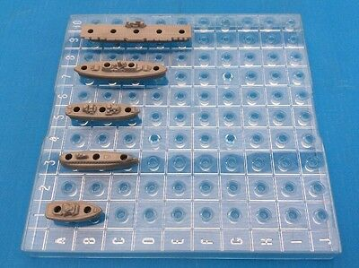 MB GAMES 5 Spare Ships for the Battleship Game