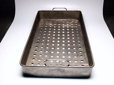 Quality Sterilization Tray Medical Small Instrument Stainless Steel