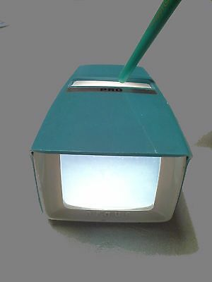 Working Lighted Argus Pro Slide Viewer 1960's