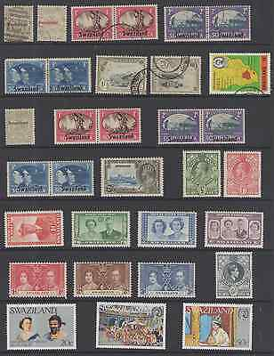 Swaziland Stamps  Assortment 32Pc