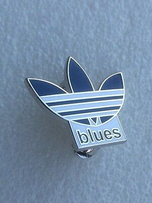 Birmingham City Supporter Enamel Badge - Very Collectable! Wear With Pride!