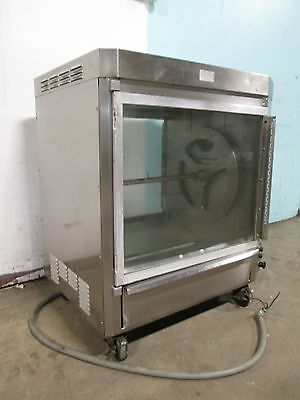 """""""HENNY PENNY-SURECHEF"""" HD. COMMERCIAL ELECTRIC ROTISSERIE OVEN w/DIGITAL CONTROL"""